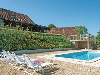 3 bedroom Villa in Sarrazac, Dordogne, France : ref 2279259 - Sarrazac vacation rentals