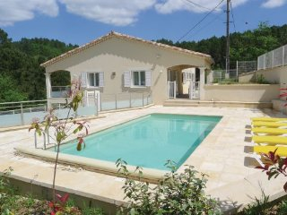 3 bedroom Villa in Molieres-sur-Ceze, Gard, France : ref 2279349 - Molieres-sur-Ceze vacation rentals