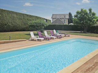 3 bedroom Villa in Saint Mesmin, Dordogne, France : ref 2279440 - Lubersac vacation rentals