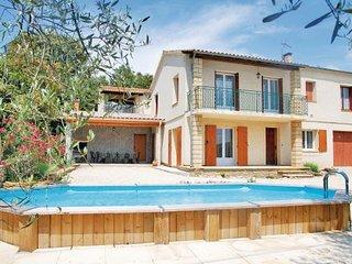 5 bedroom Villa in Vallabrix, Gard, France : ref 2279448 - Vallabrix vacation rentals