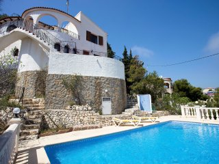 Comfortable House with Shared Outdoor Pool and Television - Calpe vacation rentals