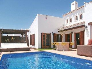 4 bedroom Villa in El Valle Golf Resort, Costa Calida, Spain : ref 2280552 - Banos y Mendigo vacation rentals