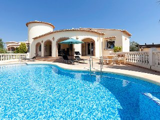 3 bedroom Villa in Pego, Costa Blanca, Spain : ref 2284071 - Rafol de Almunia vacation rentals