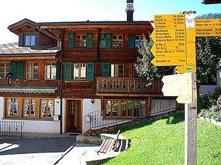 2 bedroom Apartment in Rossiniere, Alpes Vaudoises, Switzerland : ref 2285232 - Rossinière vacation rentals