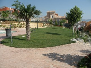 Bright House with Internet Access and Shared Outdoor Pool - Xirles vacation rentals