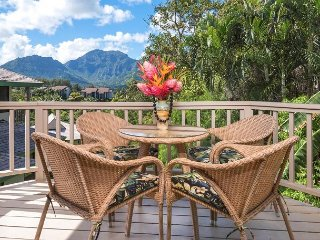 Stand Alone, Fully Upgraded Unit with Mountain/Waterfall Views, Hike to Beach - Princeville vacation rentals