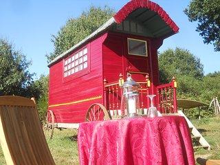 Romantic 1 bedroom Hambers Shepherds hut with Housekeeping Included - Hambers vacation rentals