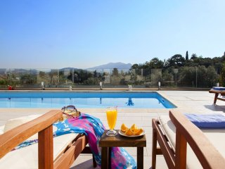 Luxury villa in a quiet area and near the village and the beach of Ligia - Lygia vacation rentals