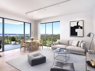 Brand new apartment with water views near Sydney Airpor - Tempe vacation rentals