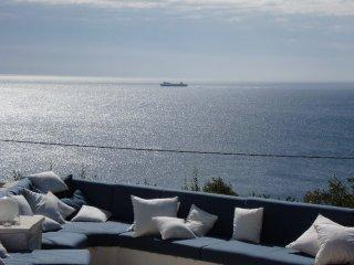 Wonderful Villa Sea View Terrace for 6 Guests - Marina di Novaglie vacation rentals