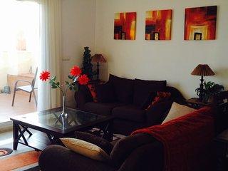 Apartment with 2 bedrooms,  pool ,sea and mountain views. - San Juan de los Terreros vacation rentals