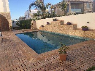 Beach side 3 Bedrooms Villa with Pool Ref: 1050 - Agadir vacation rentals