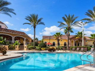 Beautiful 4 Bedroom Premium Townhome overlooking the Pool and located near - Davenport vacation rentals