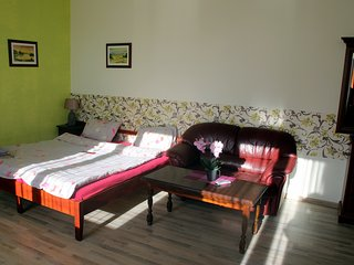 One bedroom apartment with garden view - Klaipeda vacation rentals