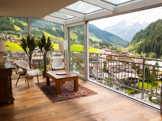 Apartment Eggerfeld, place with stunning views - Tux vacation rentals