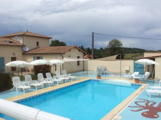 Stunning house with private heated pool - La Rochefoucauld vacation rentals