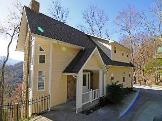 Home Theatre, Newly Renovated, 5 Bedroom, Excellent Mountain & Ski Lodge View - Gatlinburg vacation rentals