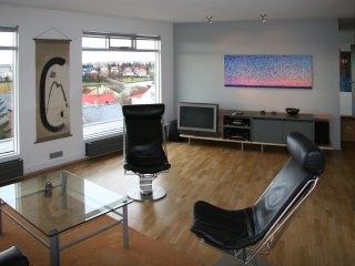 Penthouse  apartment with a great view - Reykjavik vacation rentals