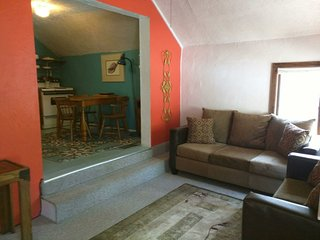 The Loft in Downtown Suttons Bay, walk right out your door to the village - Suttons Bay vacation rentals