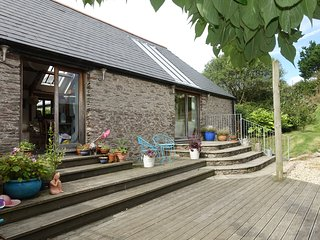 Thorn Court Barn is a perfect couples country retreat set in rolling countryside - Stoke Fleming vacation rentals
