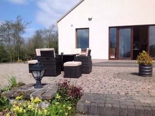Bright House with Television and Water Views - Drumshanbo vacation rentals