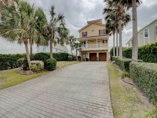 5 Bedroom Oceanside Beach House with Panoramic Loft Views - Inlet Beach vacation rentals