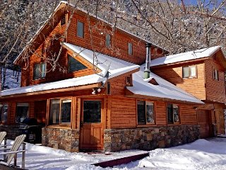 Luxury Riverside Home - Hot Tub - Walk to Downtown - Free Night Offer - Ouray vacation rentals