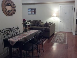 Full meet rate  $7500.00,  5 min. walk to track - Saratoga Springs vacation rentals