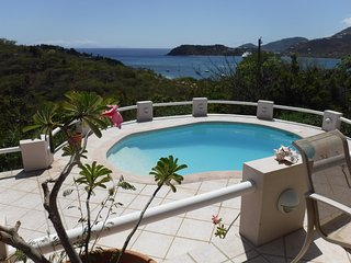 Merlin House, 2 Bed, 2 Bath, Pool, A/C, Pigeon Beach Area, Additional Apartment. - English Harbour vacation rentals
