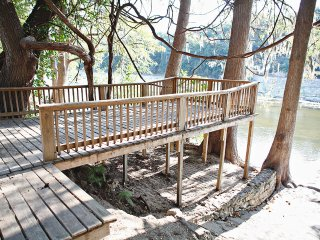 Cabin on the Chute! On River Road! - New Braunfels vacation rentals