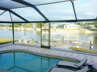 Bright 3 bedroom Cape Coral House with Internet Access - Cape Coral vacation rentals