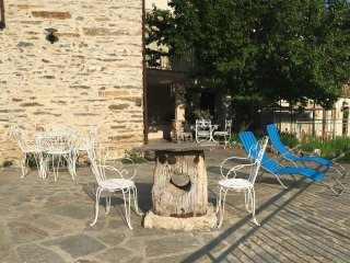 CASAUBAGA Stone house, conforts,   view, wifi - Borghetto d'Arroscia vacation rentals