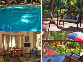 Perfect Villa with Internet Access and A/C - Alibaug vacation rentals