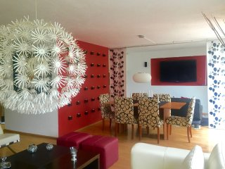 APARTMENT NEAR SANTA FE, CUAJIMALPA MEXICO CITY - Mexico City vacation rentals