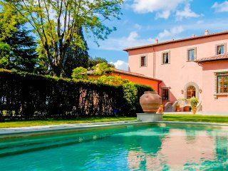Villa Machiavelli, Sleeps 20 - San Casciano in Val di Pesa vacation rentals