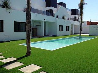Perfect Condo with Deck and Internet Access - San Pedro del Pinatar vacation rentals