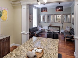Elegant home in historic district w/ gourmet kitchen & disability access - Savannah vacation rentals