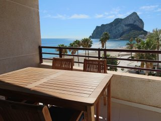 2BD Beachfront - Stunning Sea Views, 2 Pools, Direct Access to the Beach - Calpe vacation rentals