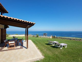 Seafront Pool Villa - Panoramic View - Afitos vacation rentals