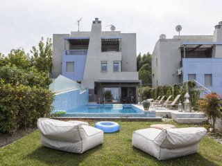 Luxury Pool Villa in Paliouri (3BD) - Paliouri vacation rentals