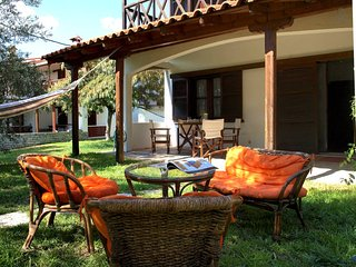 Beachfront House in Mikiverna - Kalyves Polygyrou vacation rentals