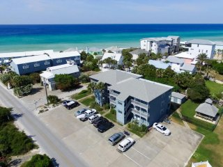 Nice 1 bedroom Inlet Beach Condo with Deck - Inlet Beach vacation rentals