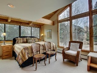 Comfortable townhome w/ mountain views, great location! - Ketchum vacation rentals