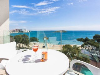 Cute seaview flat in Magaluf - Magalluf vacation rentals