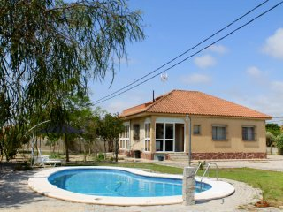 Bright House with Shared Outdoor Pool and Television - Hoya de los Patos vacation rentals