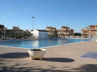 2 bedroom House with Shared Outdoor Pool in Santa Pola - Santa Pola vacation rentals