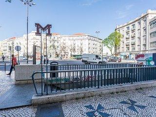 Arroios Luminous House - Lisbon - Lisbon vacation rentals