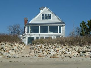 Direct Oceanfront 4BR/3BA with Sweeping View of Cape Cod Bay & Sunsets on Marsh - Green Harbor vacation rentals