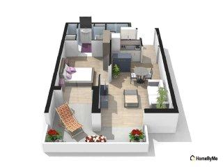 Coquet petit T2 Blagnac centre - Blagnac vacation rentals
