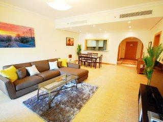 2 Bed  Al Sarood 2 - Palm Jumeirah - Palm Jumeirah vacation rentals